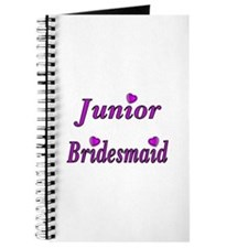 Junior Bridesmaid Simply Love Journal