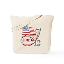 Jindal '12 - Tote Bag