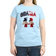 Barack Obama 44th President T-Shirt