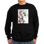 Ruby-throated Hummingbirds Sweatshirt (dark)