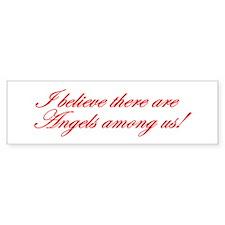 Angels Among Us Bumper Bumper Sticker