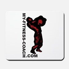 My-Fitness-Coach.com Mousepad