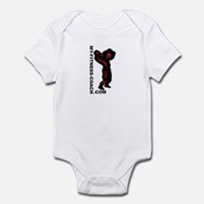 My-Fitness-Coach.com Infant Bodysuit
