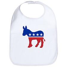 Democratic Party Donkey Bib