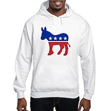 Democratic Party Donkey Hoodie