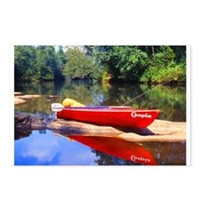 Chattahoochee Kayaking Postcards (Package of 8)
