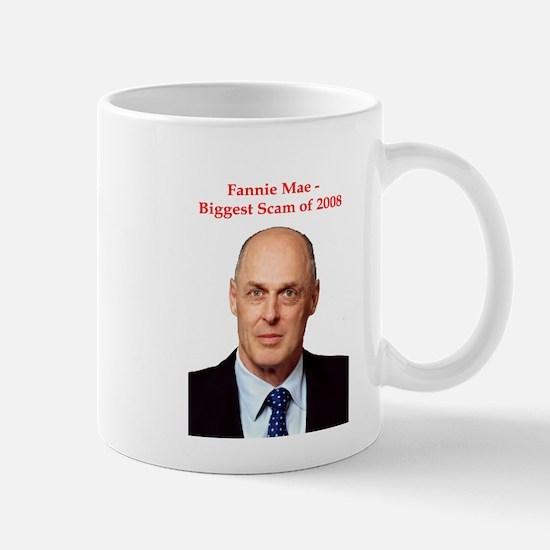 Fannie Mae mug - Biggest scam of 2008