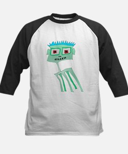 Alien Spider Kids Baseball Jersey
