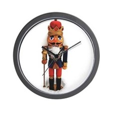 The Nutcracker Wall Clock