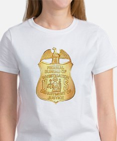 FBI Badge Women's T-Shirt