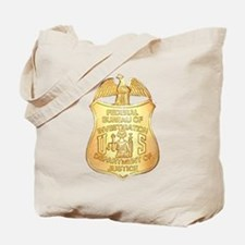 FBI Badge Tote Bag