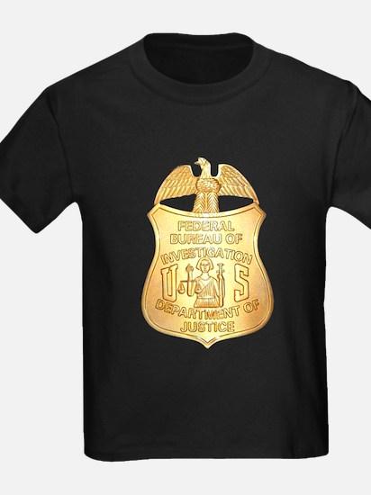 FBI Badge T