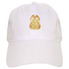 FBI Badge Baseball Cap