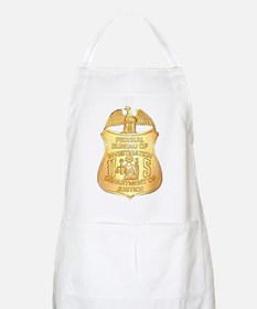 FBI Badge BBQ Apron