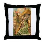 Erin Go Bragh Throw Pillow