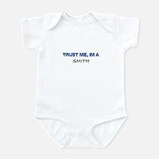 Trust Me I'm a Smith Infant Bodysuit
