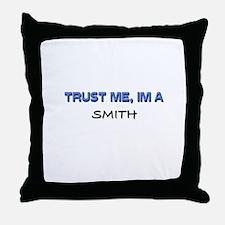Trust Me I'm a Sniper Throw Pillow