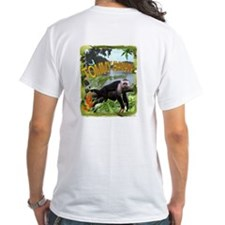 Costa Rica inspired Monkey Party TEE