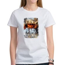 Reflections Wine Glass Tee