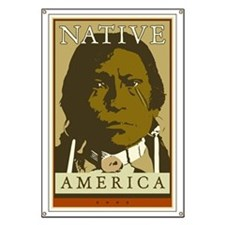 Native America Banner