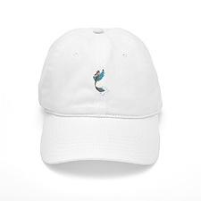 Siren of the Sea Baseball Cap