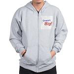 Dream Big Zip Hoodie