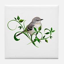 MOCKINGBIRD Tile Coaster