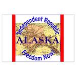 Alaska-3 Large Poster