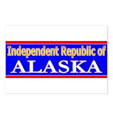 Alaska-2 Postcards (Package of 8)