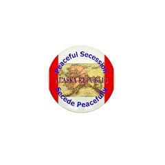 Alaska-1 Mini Button (100 pack)