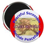 Alaska-1 Magnet