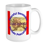 Alaska-1 Large Mug