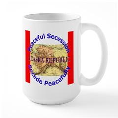 Alaska-1 Mug