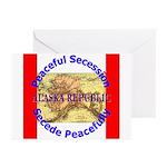 Alaska-1 Greeting Cards (Pk of 20)