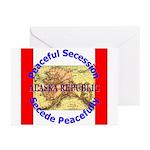 Alaska-1 Greeting Cards (Pk of 10)