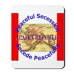 Alaska-1 Mousepad