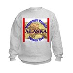 Alaska-3 Kids Sweatshirt