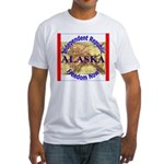Alaska-3 Fitted T-Shirt