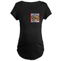 Alaska-3 Maternity Dark T-Shirt