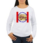 Alaska-1 Women's Long Sleeve T-Shirt