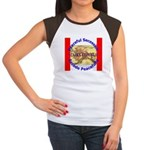 Alaska-1 Women's Cap Sleeve T-Shirt