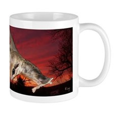 Flying Squirrel Section Mug