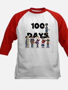 School Children 100 Days Tee