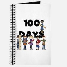 School Children 100 Days Journal