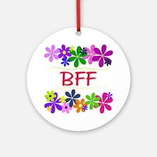 BFF Ornament (Round)