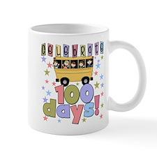 Celebrate 100 Days of School Mug