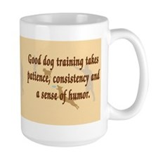 Good Dog Training Mug