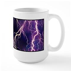 White Lightning Mug