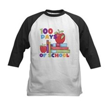 Books 100 Days Tee