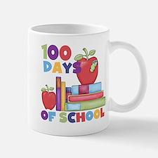 Books 100 Days Mug